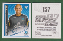 Everton Tim Howard USA 157